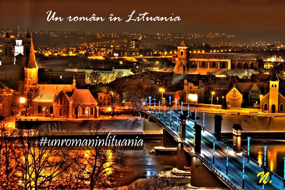 O noapte cu tiganii lituanieni