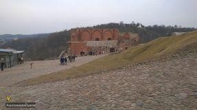 Despre Vilnius, numa' de bine - Turnul Gediminas - Daniel NICA (10)